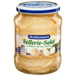 Stollenwerk Sellerie-Salat in Scheiben, süß-sauer eingelegt 360ml