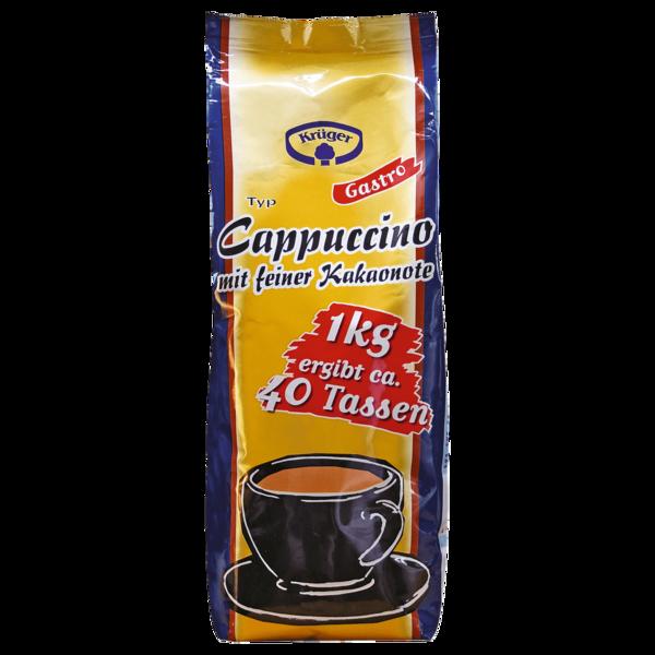 Krüger Cappuccino 1kg