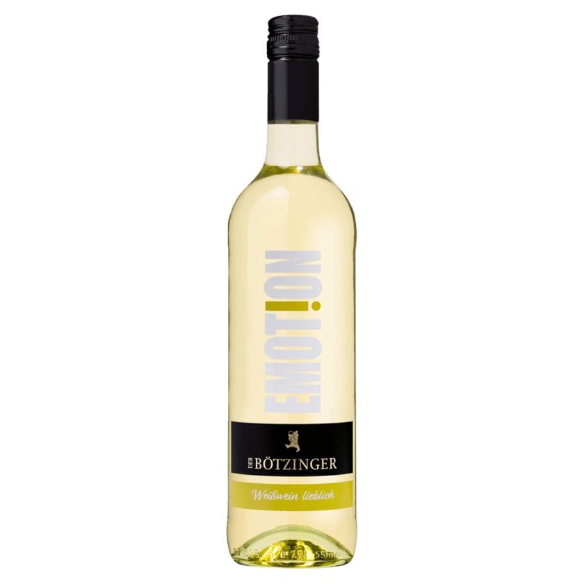 Der Bötzinger Emotion Weißwein Cuvée lieblich 0,75l