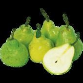 Tafelbirnen grün 1kg