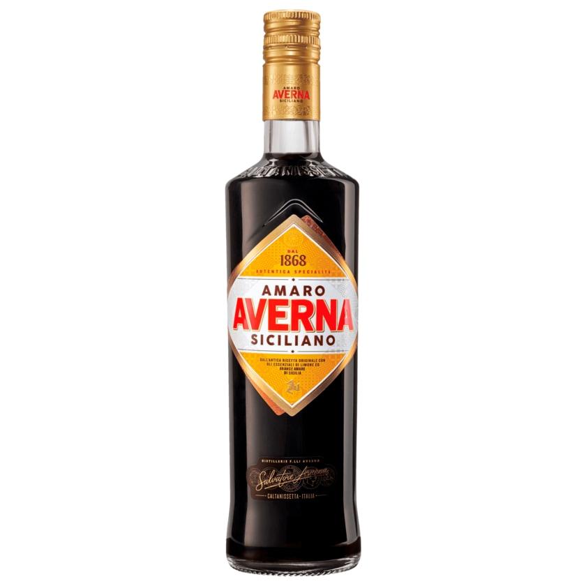 Averna Amaro Siciliano 0,7l