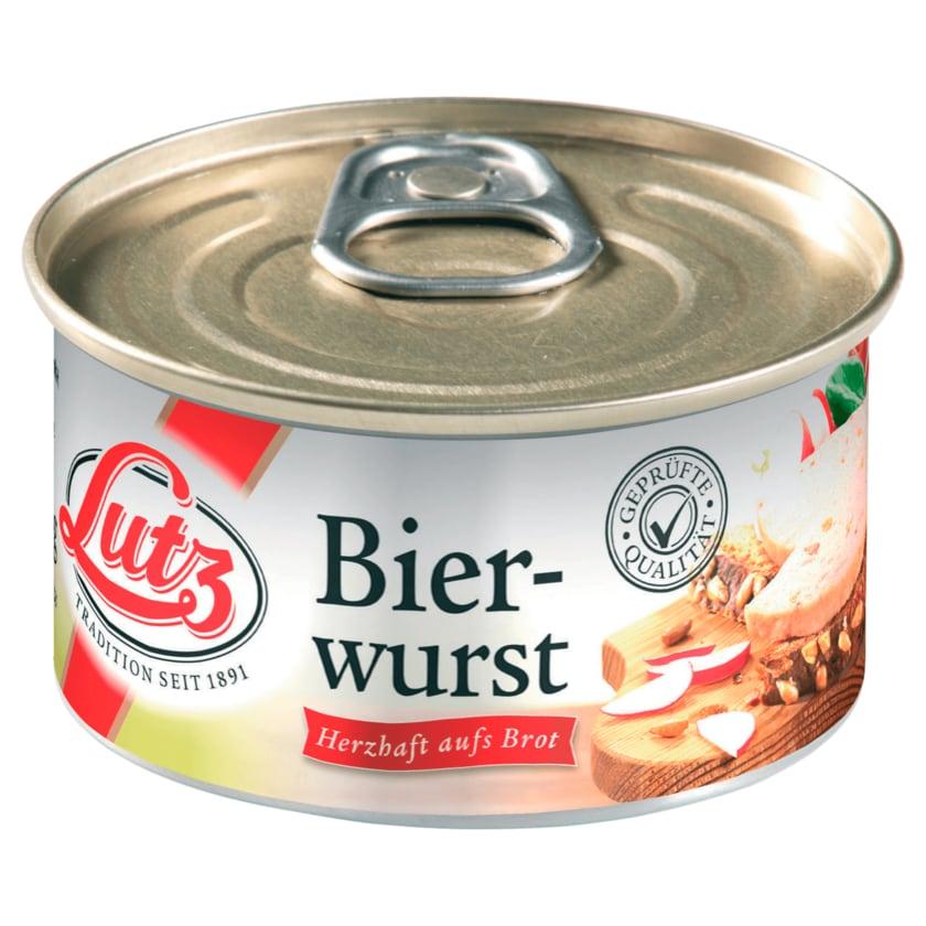 Lutz Bierwurst 125g