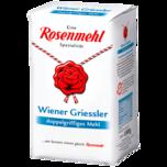 Rosenmehl Wiener Grießler 1kg