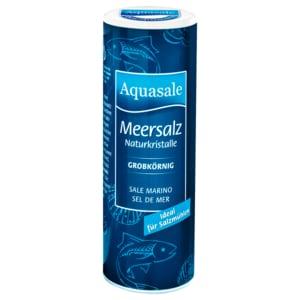 Aquasale Meersalz Naturkristalle 250g