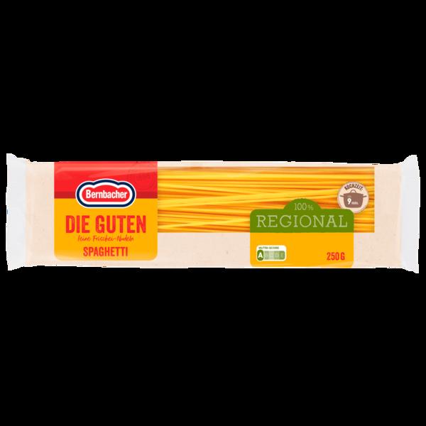 Bernbacher Eiernudeln Spaghetti 250g
