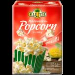 Kluth Mikrowellen-Popcorn gesüßt 3x100g