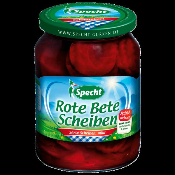 Specht Rote Bete Scheiben 430g