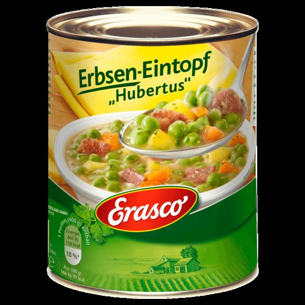 Erasco Erbsen-Eintopf Hubertus 800g