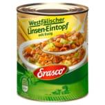 Erasco Westfälischer Linsen-Eintopf mit Essig 800g