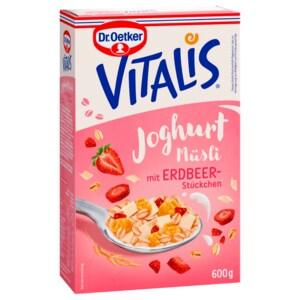Dr. Oetker Vitalis Joghurt-Müsli 600g