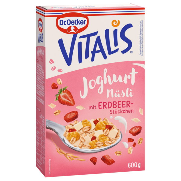 dr oetker vitalis joghurt m sli 600g bei rewe online bestellen. Black Bedroom Furniture Sets. Home Design Ideas