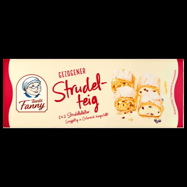 Tante Fanny Strudelteig