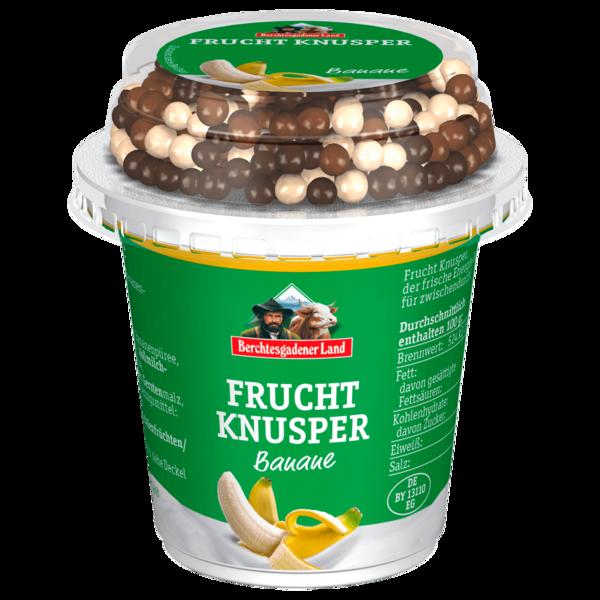 Berchtesgadener Land Frucht & Knusper Banane 150g