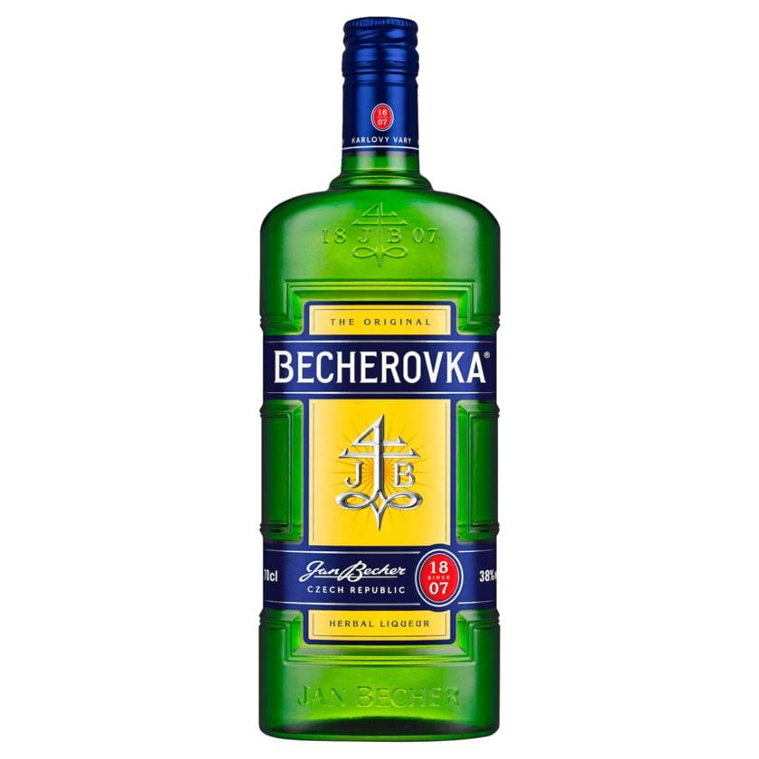 Becherovka Kräuter-Likör 0,7l