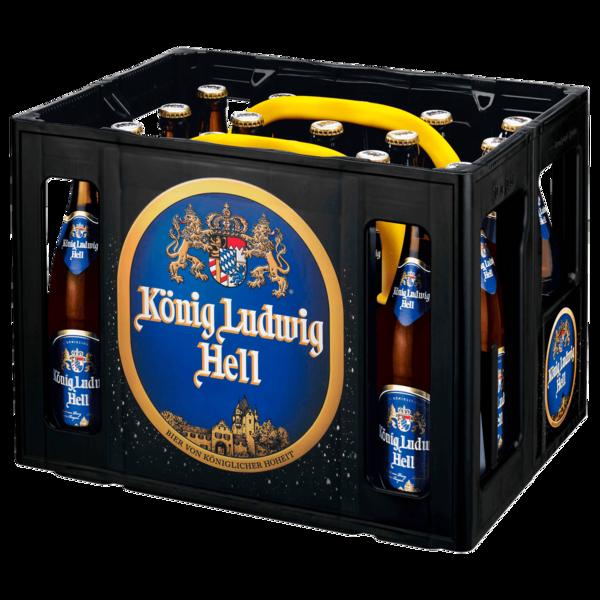König Ludwig Hell 20x0,5l