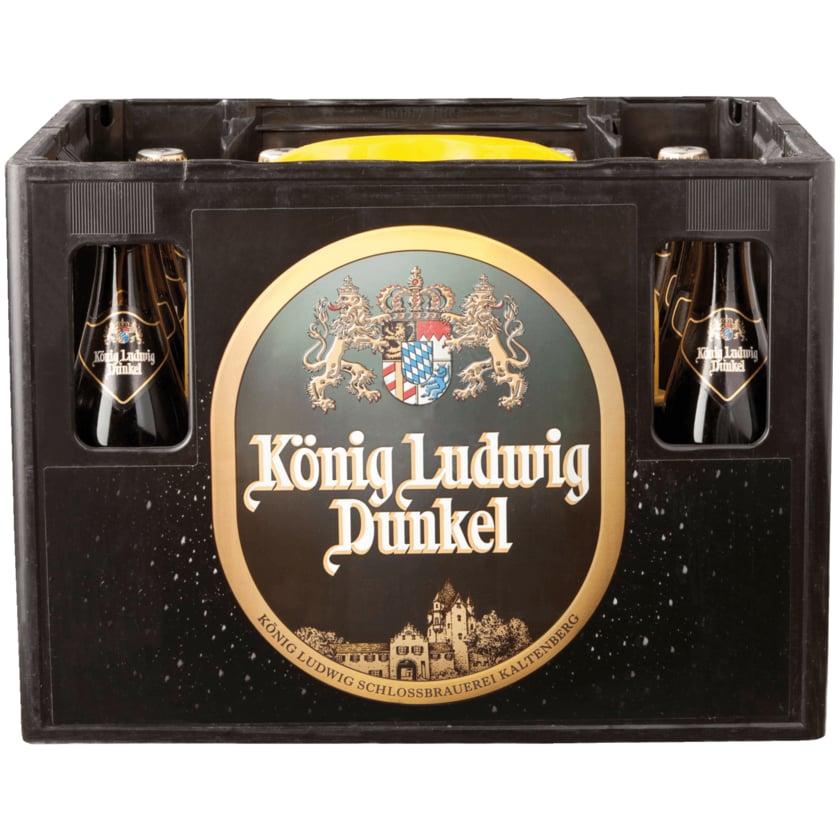 König Ludwig Dunkel 20x0,5l