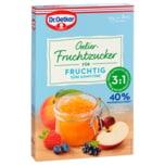 Dr. Oetker Gelier Fruchtzucker 350g