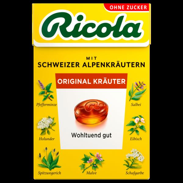 Ricola Kräuter Original 50g