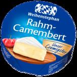 Weihenstephan Rahm-Camembert 125g