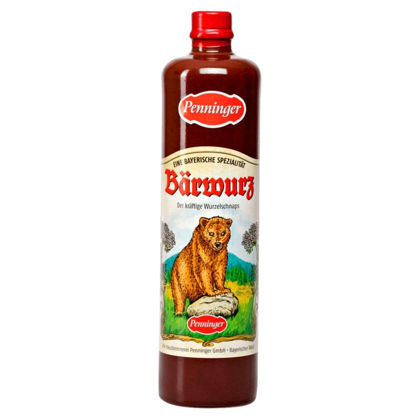 Penninger Echter Bayerwald Bärwurz 40% 0,7l