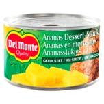 Del Monte Ananasstücke in Sirup 137g