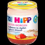 Hipp Guten Morgen Erdbeere in Apfel-Joghurt-Müsli 160g