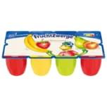 Danone Fruchtzwerge Erdbeere, Banane, Pfirsich-Birne 8x50g