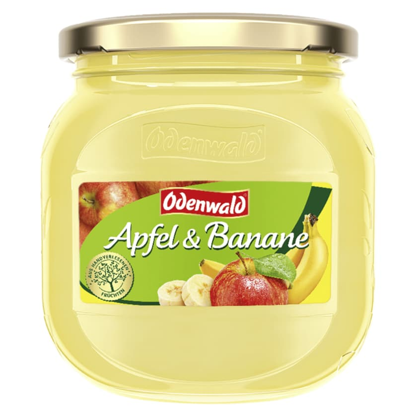 Odenwald Apfelmus & Banane 720ml