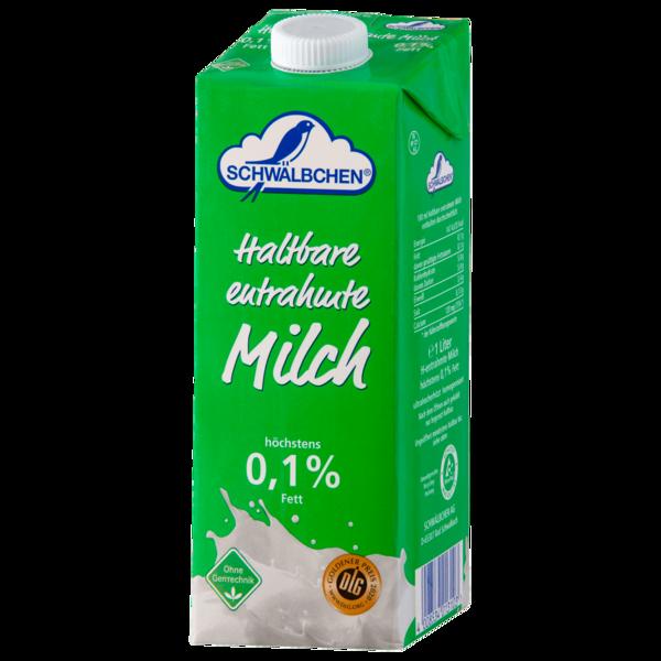 Schwälbchen entrahmte H-Milch 0,1% 1l