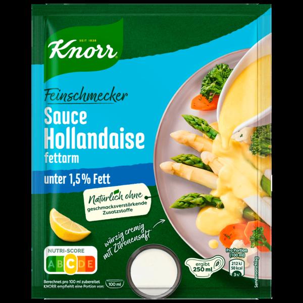 Knorr Feinschmecker Sauce Hollandaise fettarm 250ml