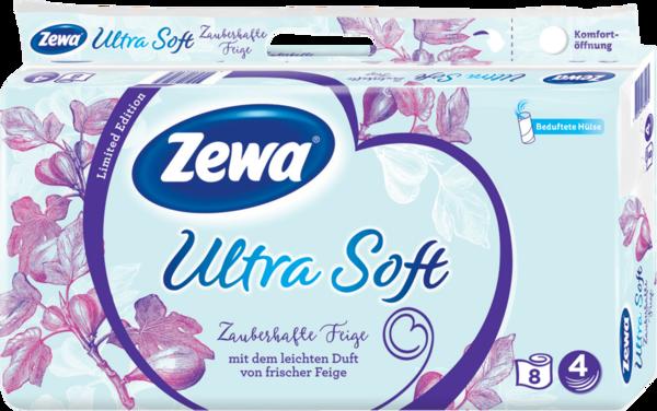 Zewa Soft Toilettenpapier 8x150 Blätter