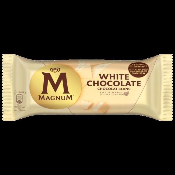Magnum White Eis 110ml