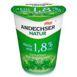 Andechser Natur Bio Jogurt mild 1,8% 500g