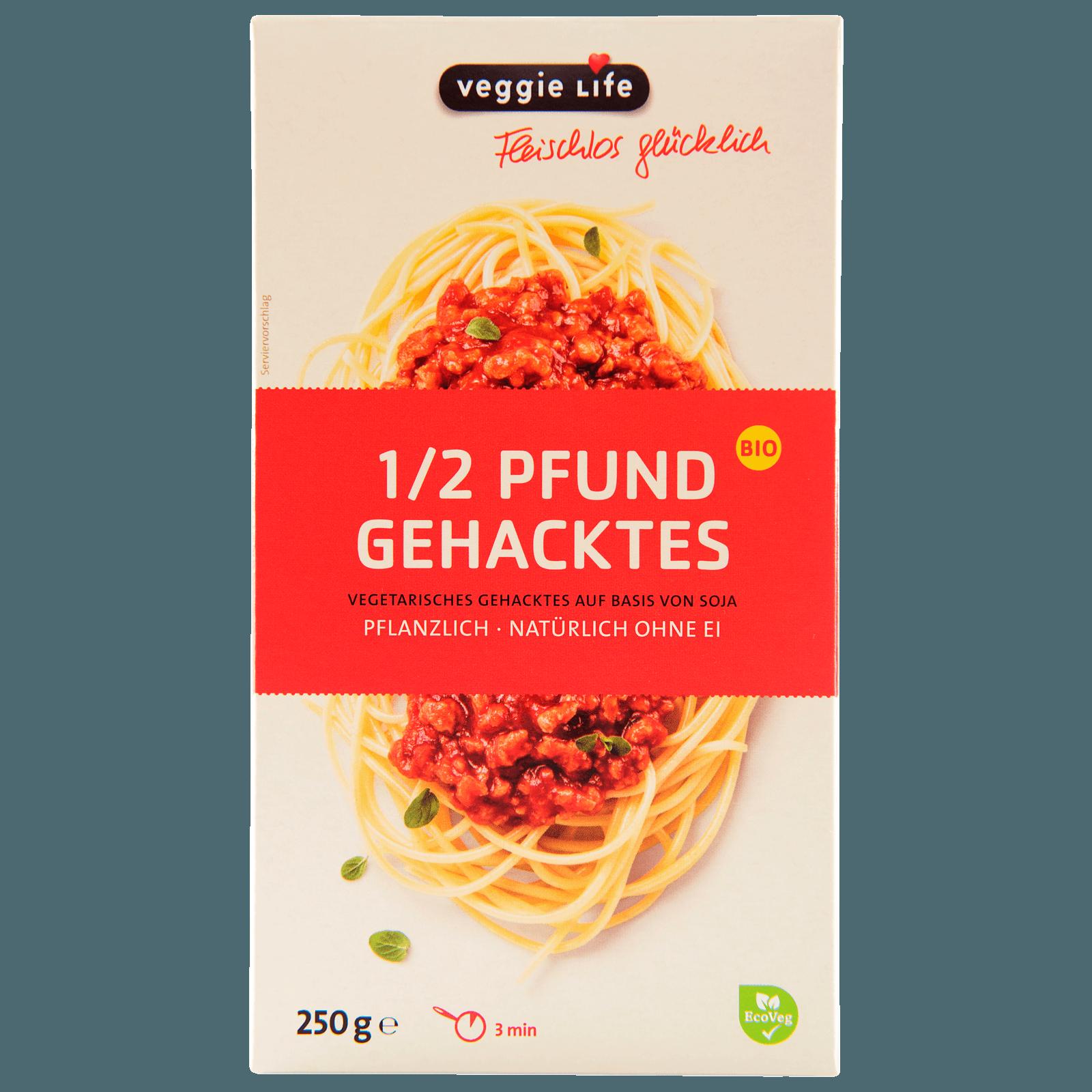 Veggie Life Veggie-Bolognese 250g