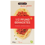 Veggie Life 1/2 Pfund Gehacktes 250g