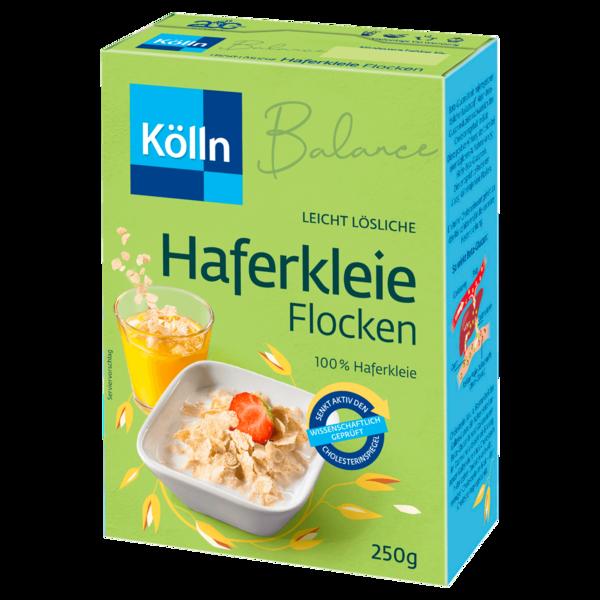 Kölln Haferkleie-Flocken 250g