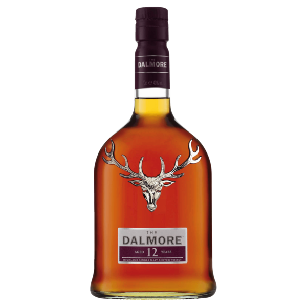 Dalmore Scotch Whiskey 12 years 0,7l