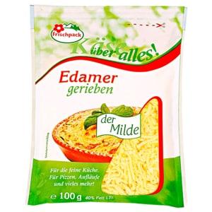 Frischpack Edamer gerieben 100g