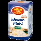 Goldpuder Weizenmehl Typ 1050 1kg