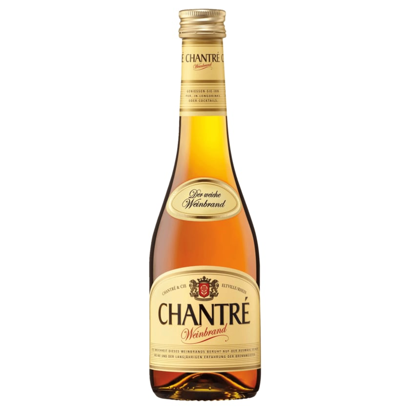 Chantré Weinbrand 0,35l