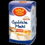 Goldpuder Spätzle-Mehl 1kg