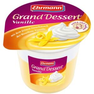 Ehrmann Grand Dessert Vanille 200g
