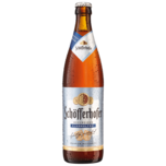 Schöfferhofer Hefeweizen alkoholfrei 0,5l