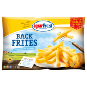 Agrarfrost Back Frites 1,5kg