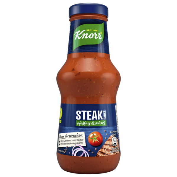 Knorr Steak-Sauce 250ml