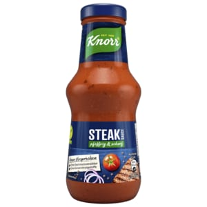 Knorr Steak-Sauce 250ml