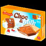 Griesson Choc&Milk Pocket 268g