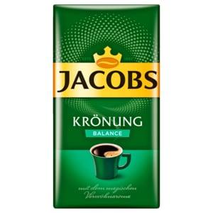 Jacobs Krönung Balance gemahlen 500g