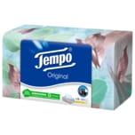 Tempo Original Taschentücher Box 4-lagig 80 Tücher