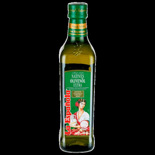 La Espanola Natives Olivenöl extra virgen 500ml